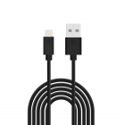 G-SP MFI iPhone Lightning Cable 3m Black