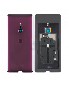 Sony Xperia XZ3  Battery Cover Red Rear