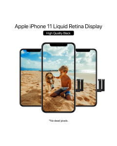 Apple iPhone 11 Liquid Retina Display High Quality Black