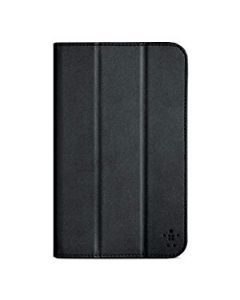 Belkin Cover stand for Galaxy Tab 3 7.0 Svart