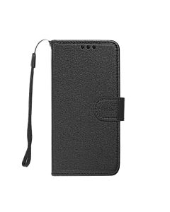 Flip Stand PU Leather Case For Samsung S10e Black