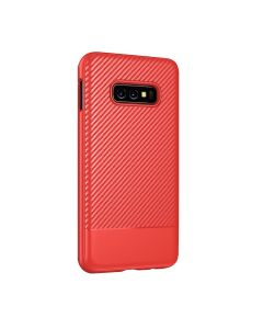 Fitted Case For Samsung S10e Red