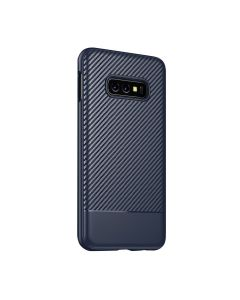 Fitted Case For Samsung S10e Blue