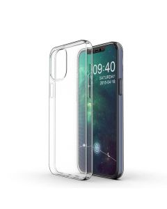 iPhone 12/ 12 Pro  Clear Soft TPU Case