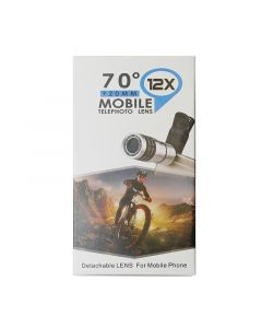 Detachable Lens for Mobile Phone 12X-F20MM