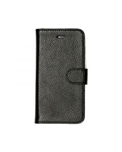 G-SP iphone wallet genuine leather with card slot for iPhone 6/6s Black