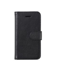 G-SP Flip Stand Leather Case For iPhone 5/5S/SE Black