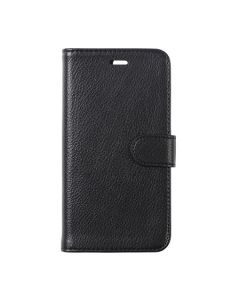 G-SP Flip Stand Leather Case For Huawei Honor 8 Black