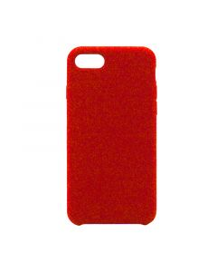 Silicone Case For iPhone 7/8 Red
