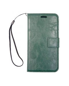Detachable Leather Case For iPhone X/XS Green