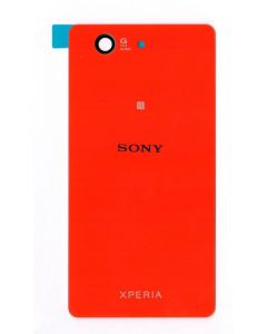 Sony Xperia Z3 Compact Back Cover Orange