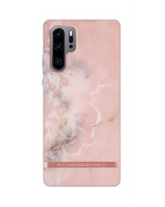 Richmond & Finch Huawei P30 Pro Pink Marble - Rose Gold details