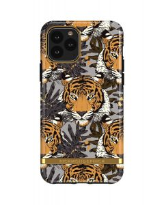 Richmond & Finch Tropical Tiger - Gold details,iPhone 11 Pro Max