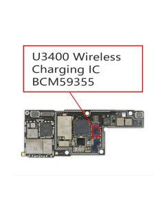 U3400 Wireless Charging IC BCM59355 For iPhone 8/8 Plus/X