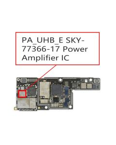 SKY77366-17 Power Amplifier IC For iPhone 8/8 Plus/X