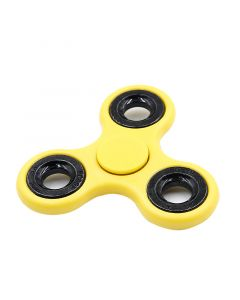 Spinner Threeleaf Plastic Yellow