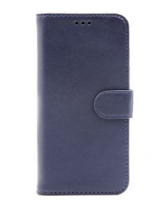 G-SP Leather Wallet Samsung S8 Genuine leather Blue