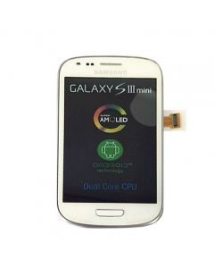Samsung GT-i8190 Galaxy S3 Mini LCD + Touch White