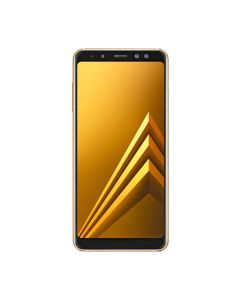 Samsung Galaxy A8 2018 SM-A530F/DS 32GB Gold Nyskick