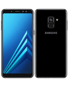 Samsung Galaxy A8 2018 SM-A530F/DS 32GB Black Nyskick