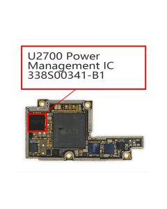 U2700 Power Management IC 338S00341-B1 For iPhone X