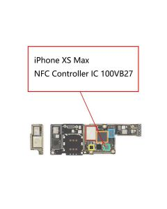 NFC Controller IC 100VB27 72Pin For iPhone XS/XR/XS Max